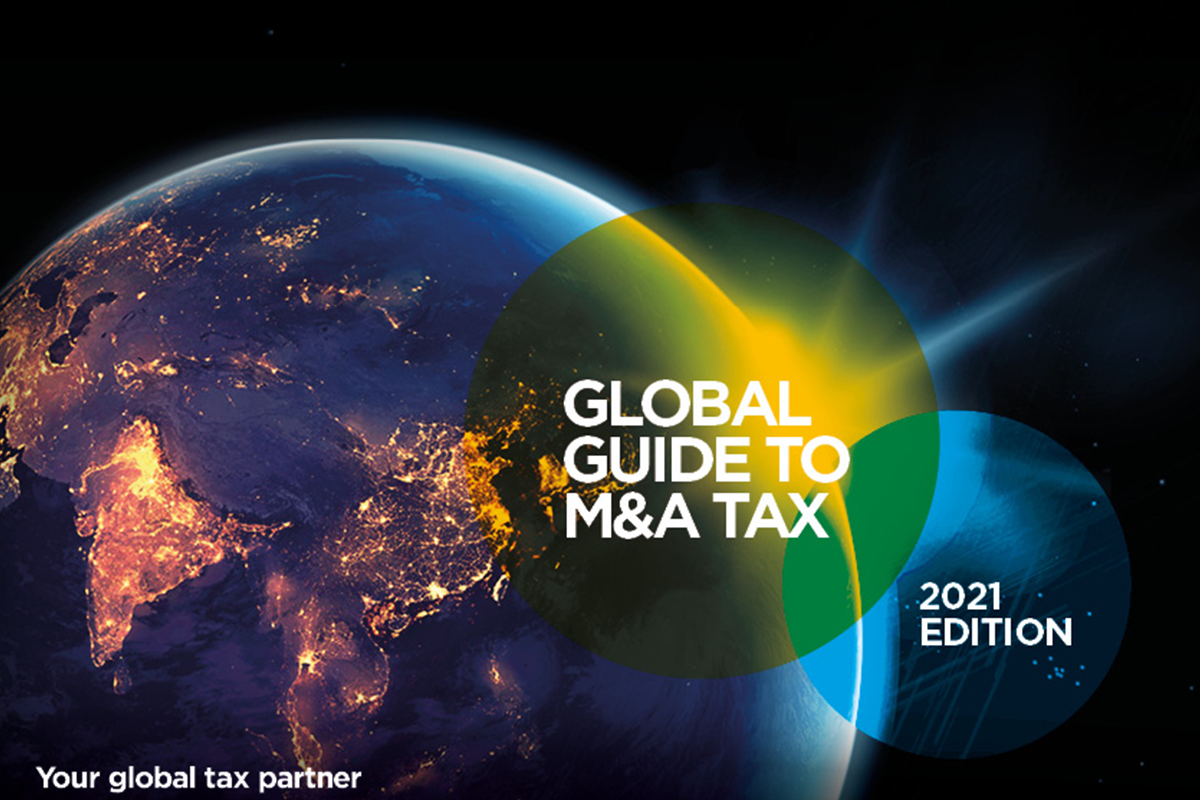 Taxand Global Guide to M&A Tax